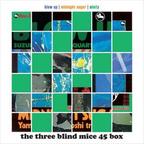 The Three Blind Mice 45 Box Numbered Limited Editi