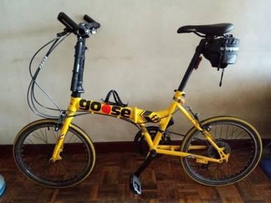 Folding bike (for sale)