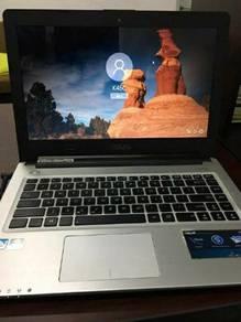 Laptop Asus k46c