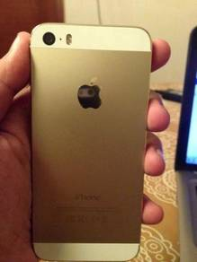Iphone 5s gold(MY set) 16G