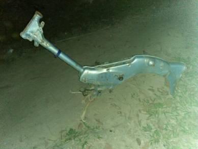 Body Honda Bulat