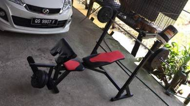 Barbell Bench Compact