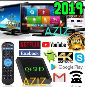 GREAT 4k PRO ANDROID UHD tv box tx6 t9 {new 2019)