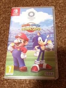 Mario & sonic Olympic game