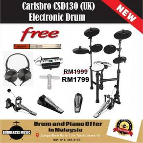 Carlsbro CSD130 (UK) Electronic Drum