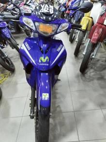Yamaha y125zr 125