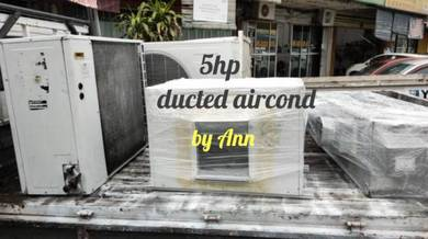 5hp ducted aircond