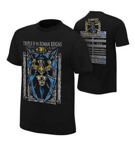 Triple H vs Roman Reign Empire Shirt Baju