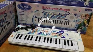 Keyboard Piano Elektronik (Frozen) - 37 Keys