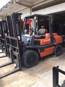 Import Recond Japan TOYOTA Forklift 3.5 Ton Diesel
