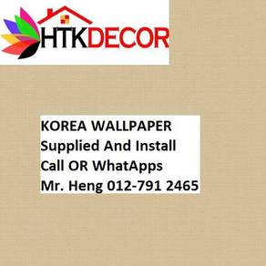 Classic Wall paper with installation H118w