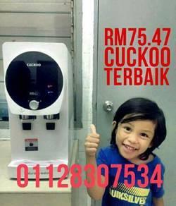 Penapis Air Dan Udara Water Filter Cuckoo m60