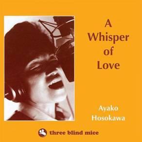 Ayako Hosokawa A Whisper of Love 180g LP