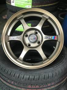 Ssr type c 15 inch sports rim alza jazz vios