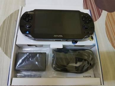 PS Vita 1K Black