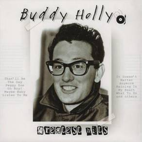 Buddy Holly Greatest Hits DMM 180g Import LP