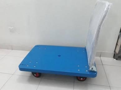 Trolley 150/300kg heavy duty blue 150/300kg