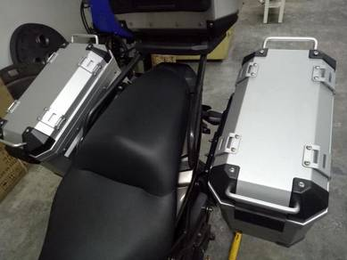 Sidebox box case TREKKER Kawasaki Versys 650