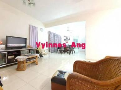 Taman Bayu Mutiara Double Storey Semi Detached Under Market Value