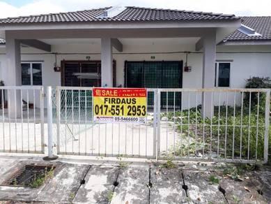 Rumah Teres 1 Tingkat Di Tmn Kledang Untuk Dijual (Dibawah Penilaian)
