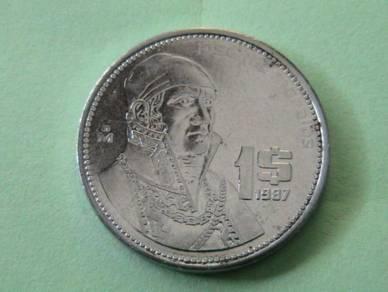 Mexican Coin - 1 (1987)