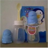 Puku Spoon Bottle for Cleft Lip and Pallet