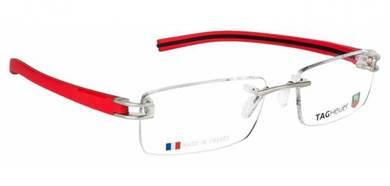 Original Tag Heuer TH7644 Framless Eyeglasses