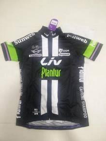LIV Plantur Racing Jersey - Race Cut Short sleeves