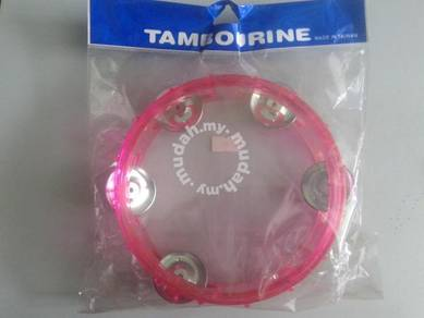 Plastic Tambourine without Skin