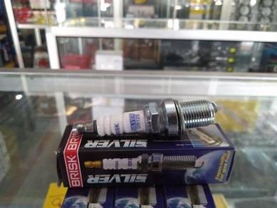 Brisk spark plug silver racing VTEC TURBO