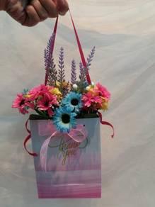 Everlasting Flowers Arrangement