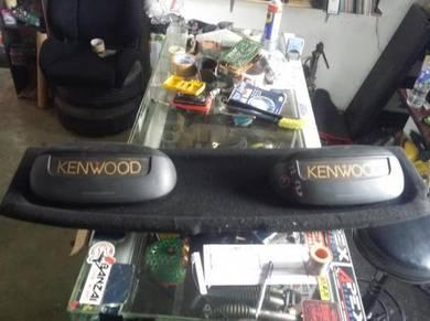 Speaker board kenwood berlampu mira l2s for kancil