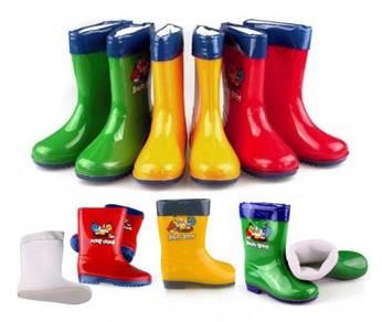 Rainboots Angrybirg Kid 1