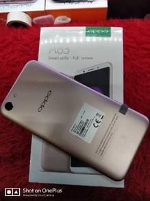 Oppo A83 rosegold terbaru