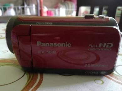 Handycam Panasonic HDC-SD80
