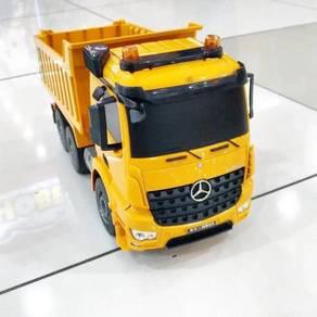 Rc Lori Pasir dump truck remote control==