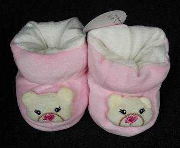 Baby Shoe (Pink)