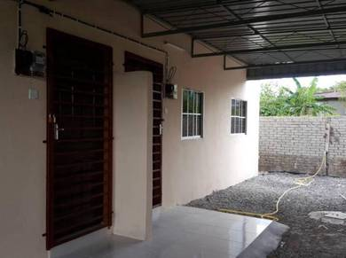 Rumah baru untuk disewa lorong gedebang