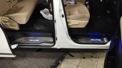 Toyota vellfire alphard 2016 30 led door side step