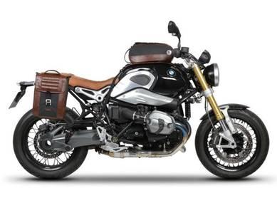 Shad SR38 Saddle bag for BMW R NINE T 1200 13-19'