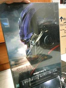 Transformers Movie 2007 Poster With Wood Frame