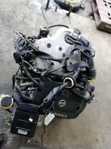 Nissan fairlady z33 engine kosong