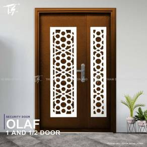 Olaf 1&1/2 Security Door Zone 2