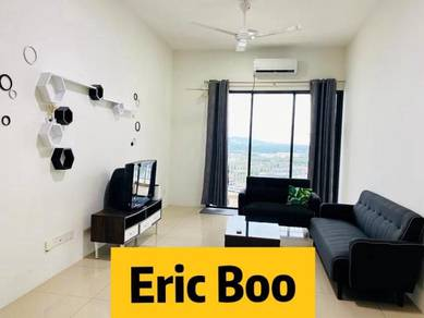 Mahkota Impian Condo | Fully Furnish | 3 room | Alma Bukit Mertajam