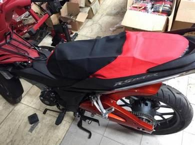 Y15ZR / RS150R Seat Cover (sarung tempat duduk)