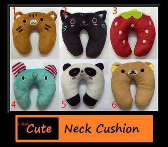[WTS] Limited Edition Cute Neck Character Cushion