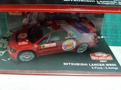 Mitsubishi Lancer WR05