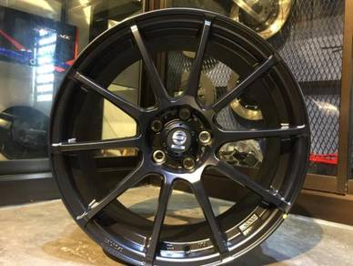 Sparco assetto gara 18inc rim for PEUGEOT 308 407