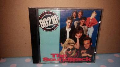 CD Beverly Hills 90210 The Soundtrack