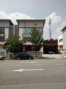 3 storey Factory, Perindustrian Balakong Jaya Seri Kembangan